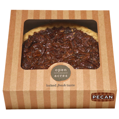 open acres bakery pies pecan