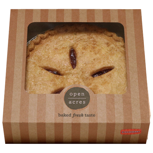 open acres bakery pies strawberry rhubarb