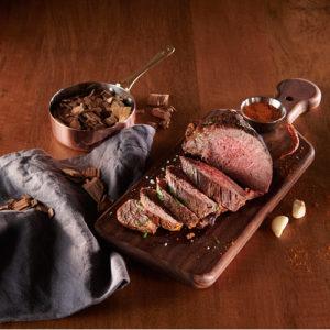 mesquite tri tip steak